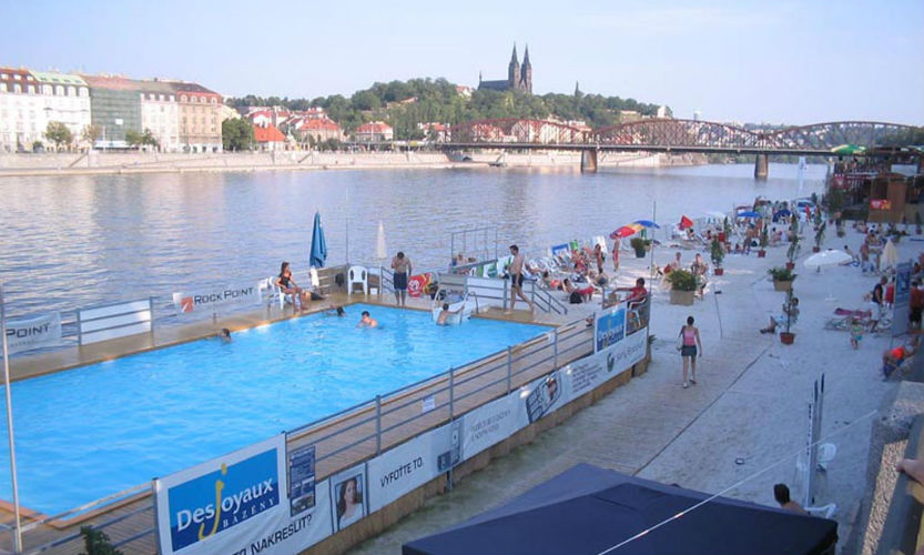Brabbu Presents The Best Hotels at Top 5 European City Beaches