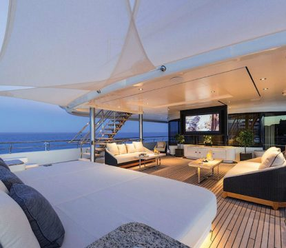 Interior Design Tips for Yachts: Luxury Interiors Travelling the Sea