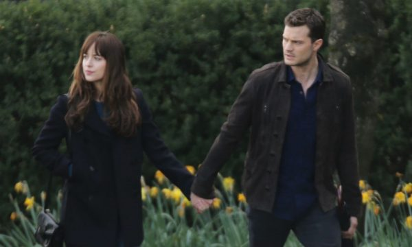 Fifty Shades Darker Is Wrapped 50 Shades of Grey Scenes Preview