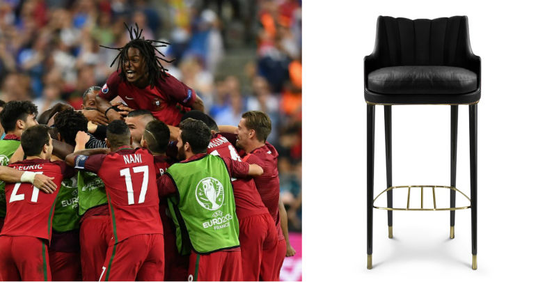 Portugal Wins Euro Cup 2016 Discover The Team's Secret Weapons