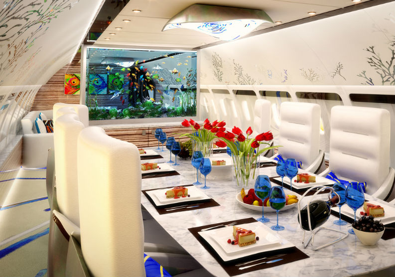 Private Jets Interior Design Tips Luxury Interiors Flying On The Air interior design tips Private Jets Interior Design Tips: Luxury Interiors Flying On The Air Private Jets Interior Design Tips Luxury Interiors Flying On The Air Acquario ACJ1