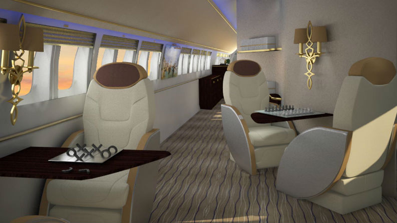 Private Jets Interior Design Tips Luxury Interiors Flying On The Air interior design tips Private Jets Interior Design Tips: Luxury Interiors Flying On The Air Private Jets Interior Design Tips Luxury Interiors Flying On The Air Boeing Business Jet5
