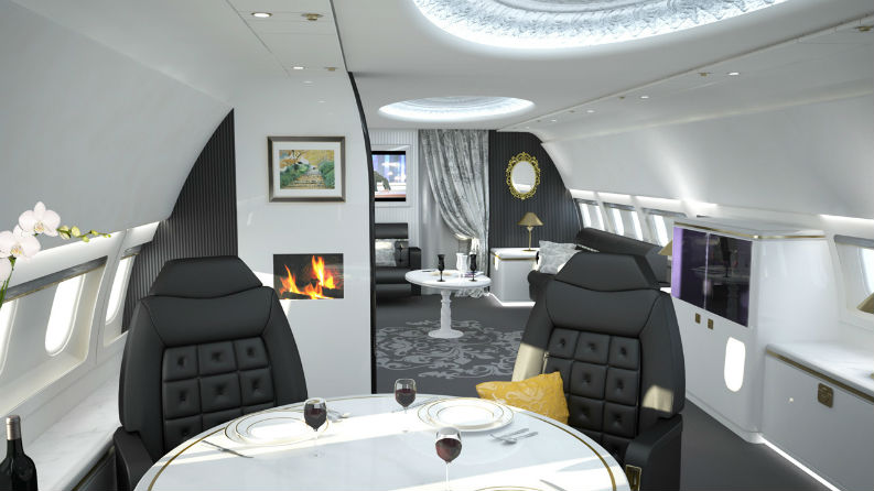 Private Jets Interior Design Tips Luxury Interiors Flying On The Air interior design tips Private Jets Interior Design Tips: Luxury Interiors Flying On The Air Private Jets Interior Design Tips Luxury Interiors Flying On The Air Chinese Interior3