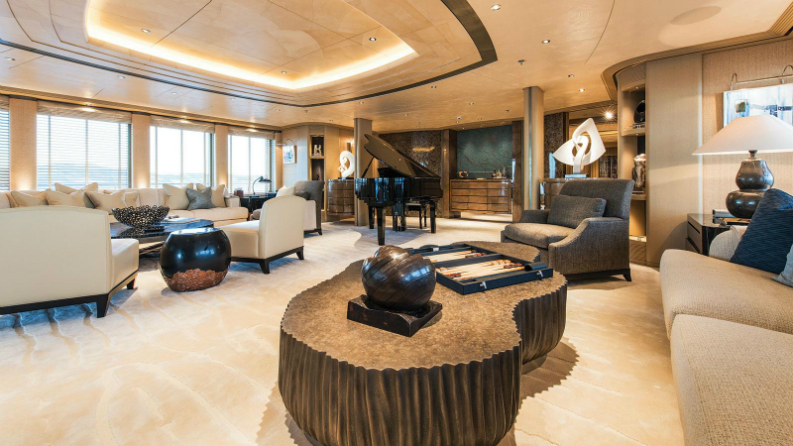Interior Design Tips for Yachts: Luxury Interiors Travelling the Sea interior design tips Interior Design Tips for Yachts: Luxury Interiors Travelling the Sea RnqUaiYvTaqjlwQ5ElMf Abeking and rasmussen yacht romea upper deck saloon Jeff Brown 2240x1260