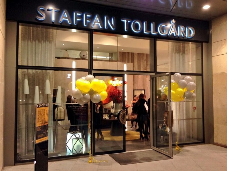 London Design Week: Brabbu Presents The First News From Decorex 2016 d london design week London Design Week: Brabbu Presents The First News From Decorex 2016 Staffan Tollgard showroom