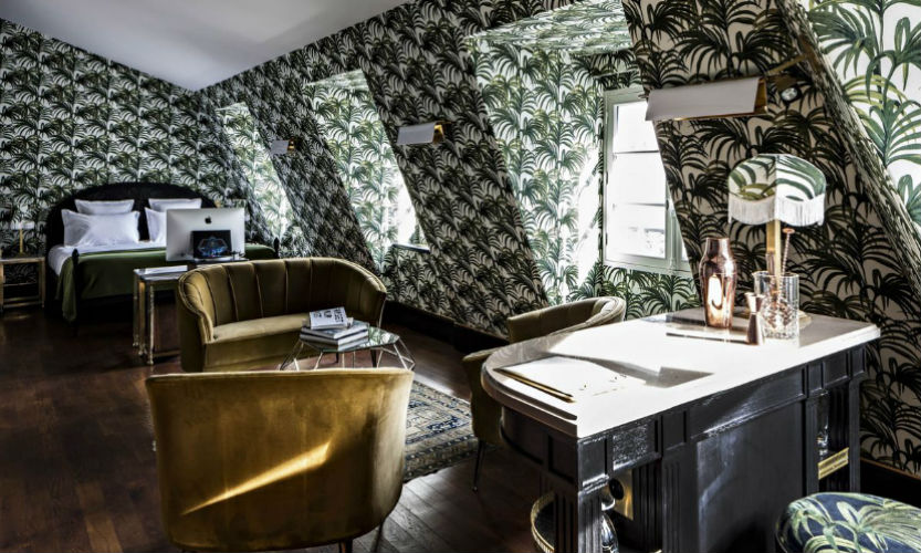 Where to Stay During Maison et Objet 2016: 5 Luxury Hotels in Paris
