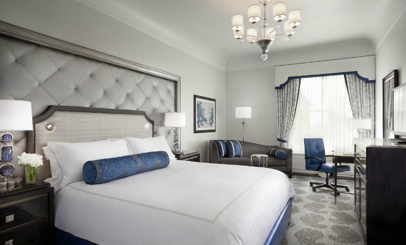 The Fairmont San Francisco, home decor, modern interior design forrest perkins Get Inspired by These Stunning Decorating Tips by Forrest Perkins 9 The Fairmont San Francisco home decor modern interior design