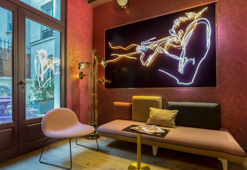 Best Hotels Delightfull Décors The Grooviest Hotel in Paris Best Hotels Best Hotels: Delightfull Décors The Grooviest Hotel in Paris Best Hotels Delightfull D  cors The Grooviest Hotel in Paris 6