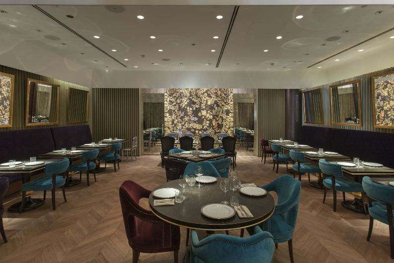 Brabbu and Cococo Restaurant Gives Luxurious Interior Design Tips Interior Design Tips Brabbu and Cococo Restaurant Give Luxurious Interior Design Tips COCOCO Dining Chairs A Luxury Dining Experience in St