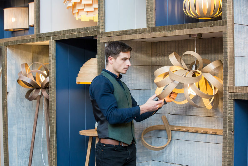 London Design Week 100% Design Announces New Theme For 2016 (6) storytelling design The Strength of Storytelling Design London Design Week 100 Design Announces New Theme For 2016 6