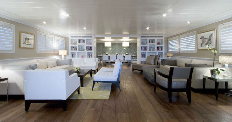 Yacht interior interior design The 5 Wonders of Interior Design Peter Mikic Yacht