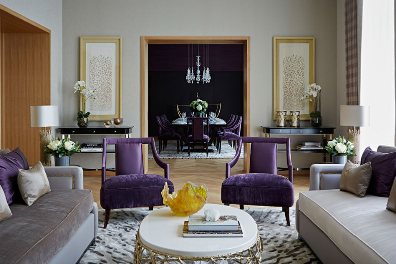 Taylor H. classic touch interior design The 5 Wonders of Interior Design Taylor Howes classic touch