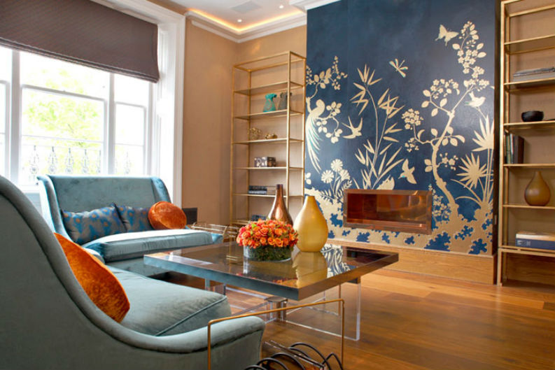 notting-hill Carden C. interior design The 5 Wonders of Interior Design notting hill Carden Cunietti