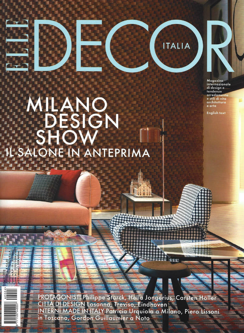 London design festival discover the top media partners at for Art e decoration rivista