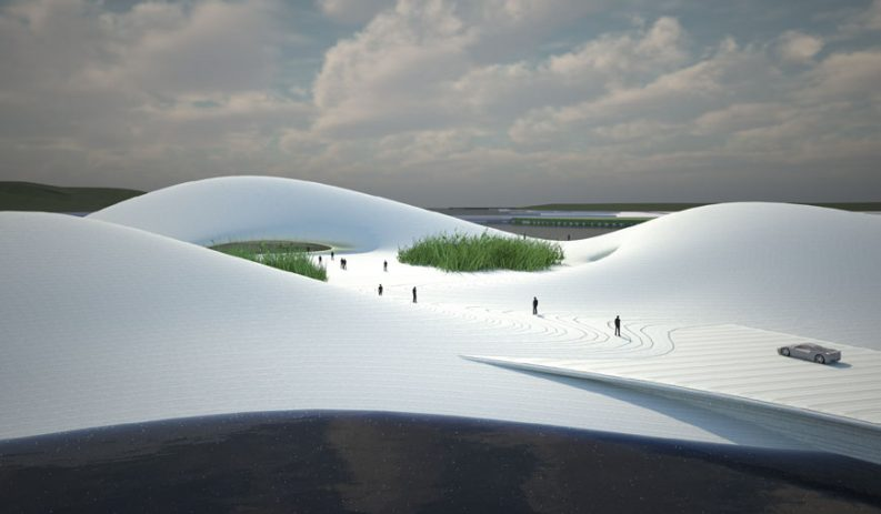 Pingtan-Art-Museum-China-by-MAD - The strengh of Storytelling Design storytelling design The Strength of Storytelling Design Pingtan Art Museum China by MAD e1472814811356