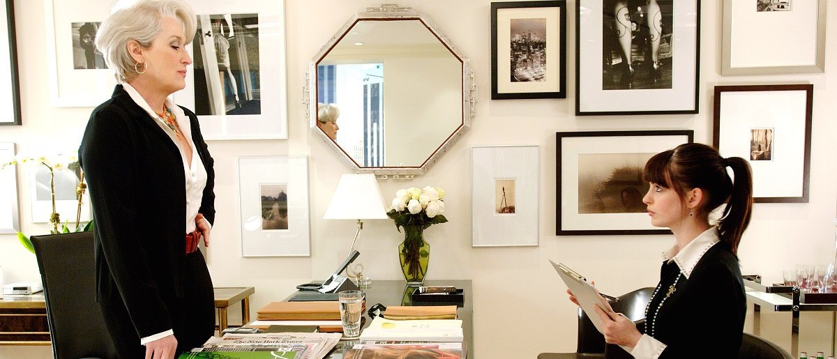 Incredible Interior Design Ideas From Movie Sets interior design ideas Incredible Interior Design Ideas From Movie Sets The Devil Wears Prada