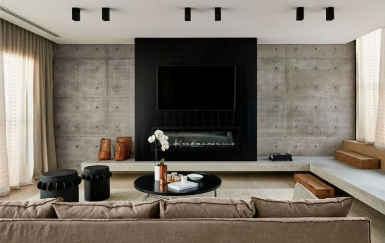Top 25 Living Room Ideas 2016 According To Australian House Gardens 14 Brabbu Design Forces