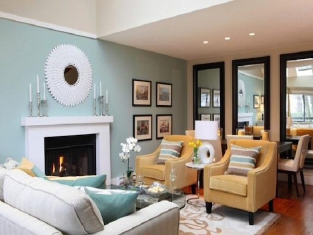 Small living room luxurious small living room 5 IDEAS TO MAKE A SMALL LIVING ROOM LOOK LUXURIOUS colour