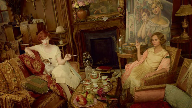 Incredible Interior Design Ideas From Movie Sets interior design ideas Incredible Interior Design Ideas From Movie Sets danish girl film set decoration1