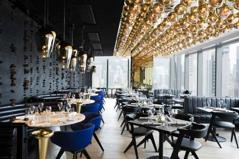 6 Incredible Restaurant Interior Design From AD Mexico_ALTO Restaurant2