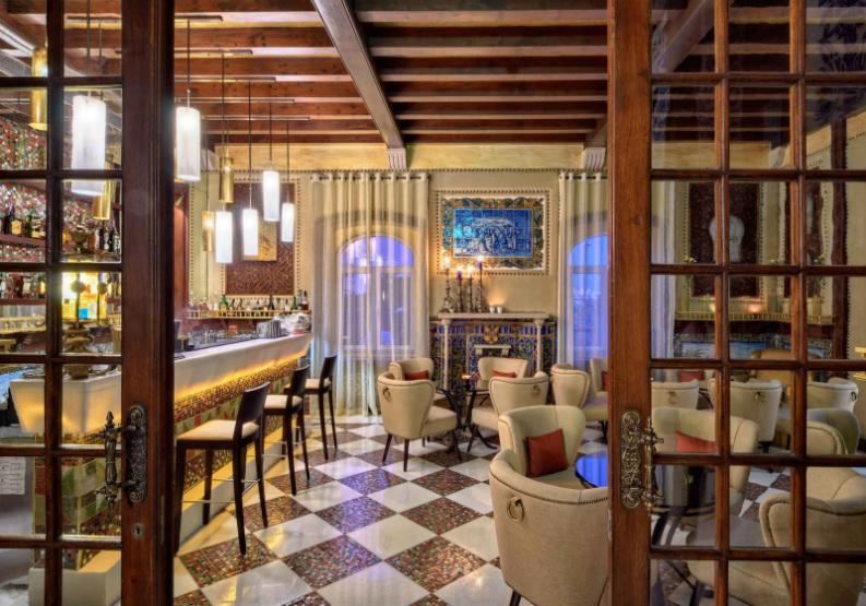 6 Incredible Restaurant Interior Design From AD Mexico_hotel-bela-vista