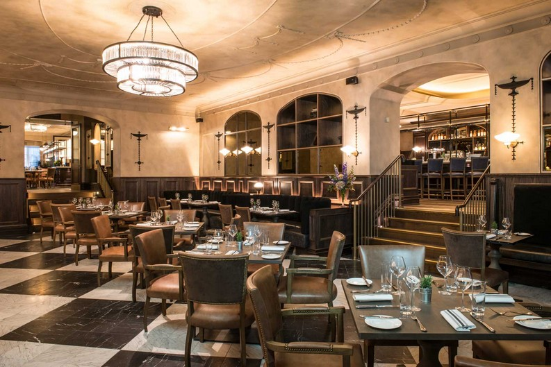 Goddard littlefair wins gold at hospitality design awards