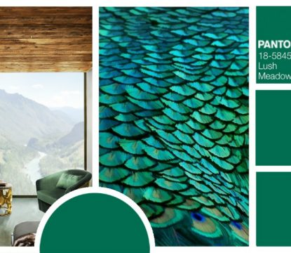 Color Trends For Next Season: Inspiring Mood Boards by BRABBU