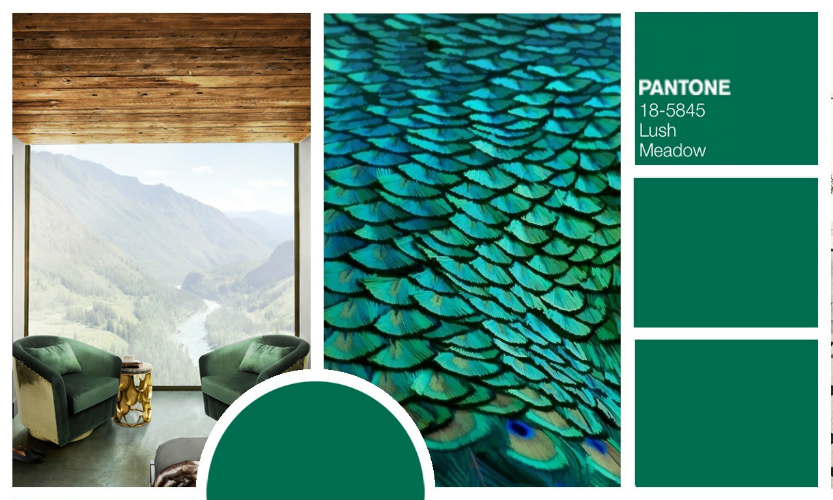 Pantone Colors color trends Color Trends For Next Season: Inspiring Mood Boards by BRABBU Sem T  tulo