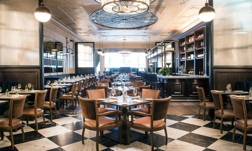 hospitality design Goddard Littlefair Wins Gold at 2016 Hospitality Design Awards feat