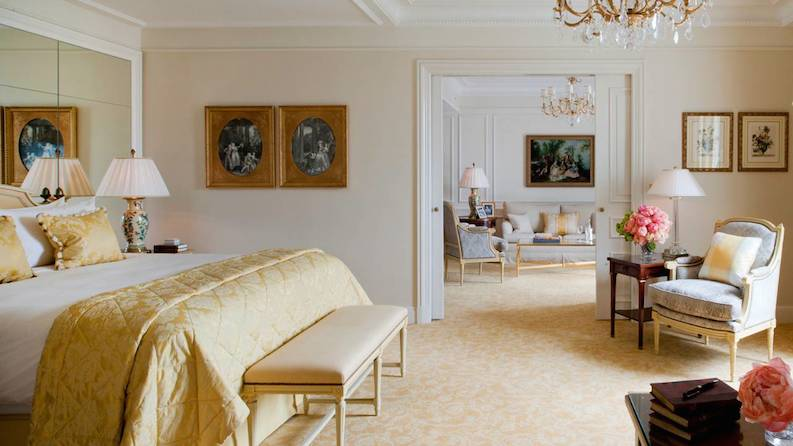 george-v-paris european hotels 10 BEST EUROPEAN HOTELS FROM U.S. NEWS AND WORLD REPORT george v paris