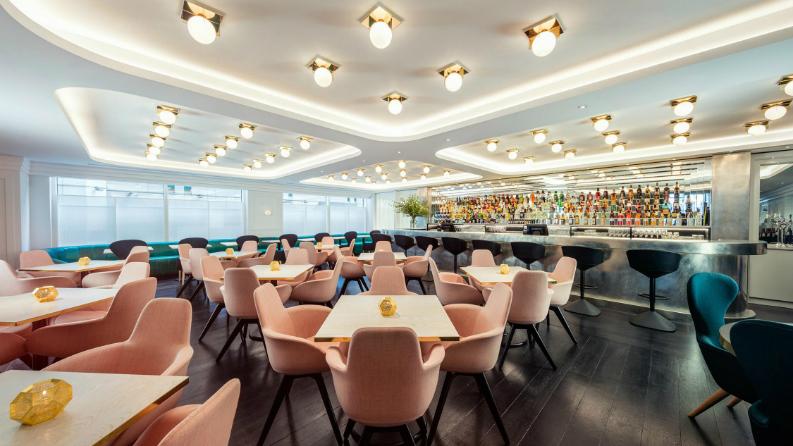 6 Incredible Restaurant Interior Design From AD Mexico_Bronte Restaurant