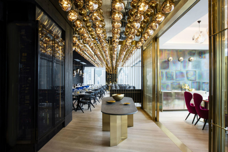 6 Incredible Restaurant Interior Design From AD Mexico_ALTO Restaurant