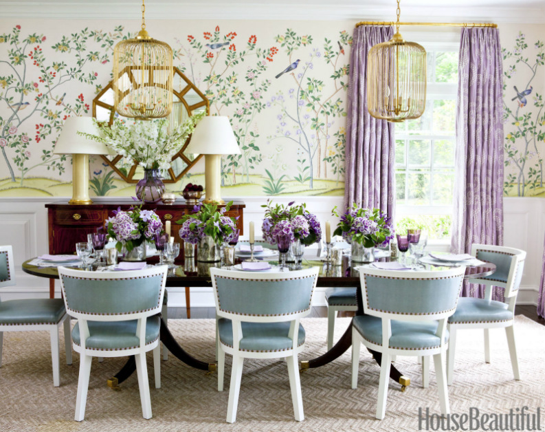 7 Amazing Dining Room Ideas In House Beautiful That You Will Love (1) dining room ideas 7 Amazing Dining Room Ideas In House Beautiful That You Will Love 06 Stunning Decor Inspiration November 2015 This Is Glamorous