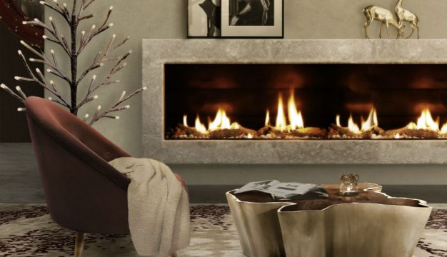 6 Incredible Modern Chairs with The Coziest Fireplaces For Your Home
