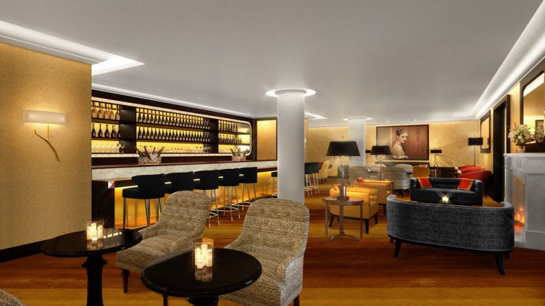 Exquisite Sofitel Hotel Design in Frankfurt Featuring BRABBU hotel design Exquisite Sofitel Hotel Design in Frankfurt Featuring BRABBU Lilis Bar with BRABBU e1479723209921