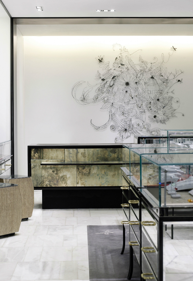 retail design projects retail design projects BEST RETAIL DESIGN PROJECTS BY YABU PUSHELBERG Printemps 4 Contemporary interior design Home design inspiration design furniture urban design furniture hospitality design