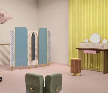 Retail Design: Luxury Brand Fendi Spoils Its VIP Clients in Miami