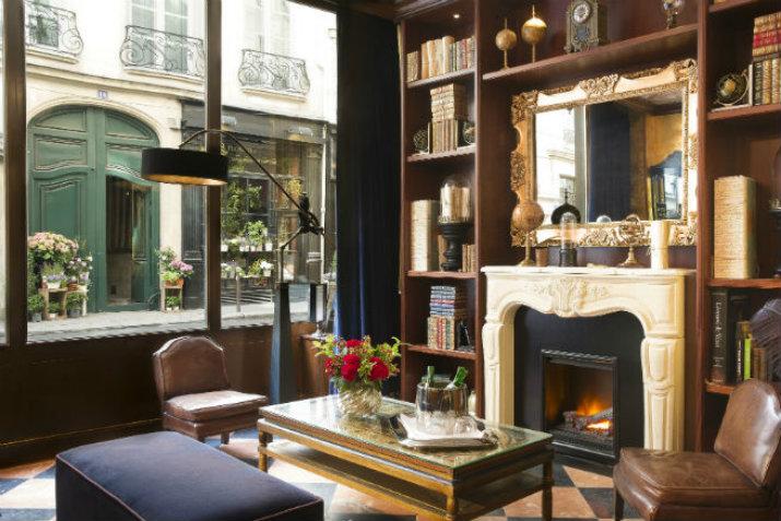 THE SUPERB INTERIORS OF THE HOTEL DA VINCI IN PARIS hotel da vinci THE  SUPERB INTERIORS OF THE HOTEL DA VINCI IN PARIS VOIR LES INT  RIEURS SUPERBES DH  TEL DA VINCI    PARIS1