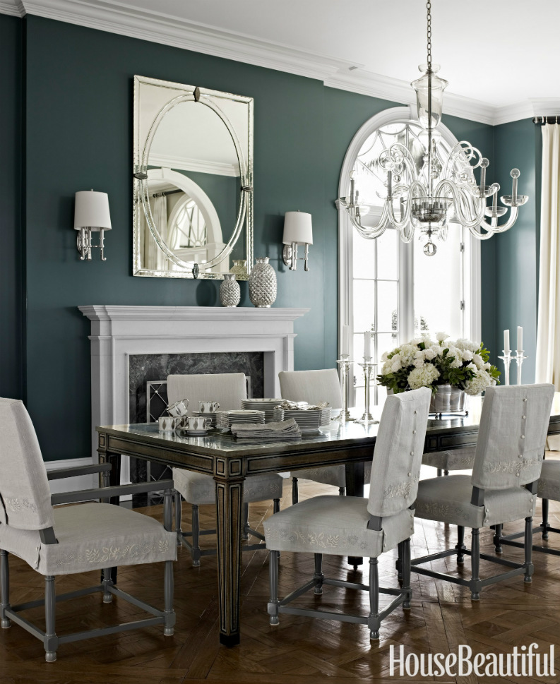 Dining Room Paint Schemes: Best-new-color-combinations-for-2015-dont-be-afraid-to-go