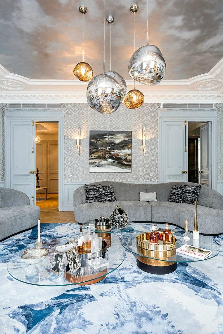 AD Mexico Inspiration: A Special Apartement in Paris_3 interior design AD Mexico Inspiration: A Special Interior Design Apartment in Paris departamento en paris por gerard faivre  235733459 800x1200