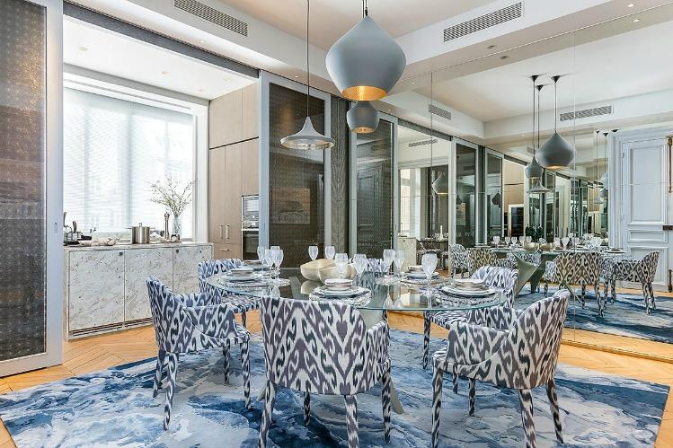 AD Mexico Inspiration: A Special Apartement in Paris_7 interior design AD Mexico Inspiration: A Special Interior Design Apartment in Paris departamento en paris por gerard faivre  575845056 1200x800