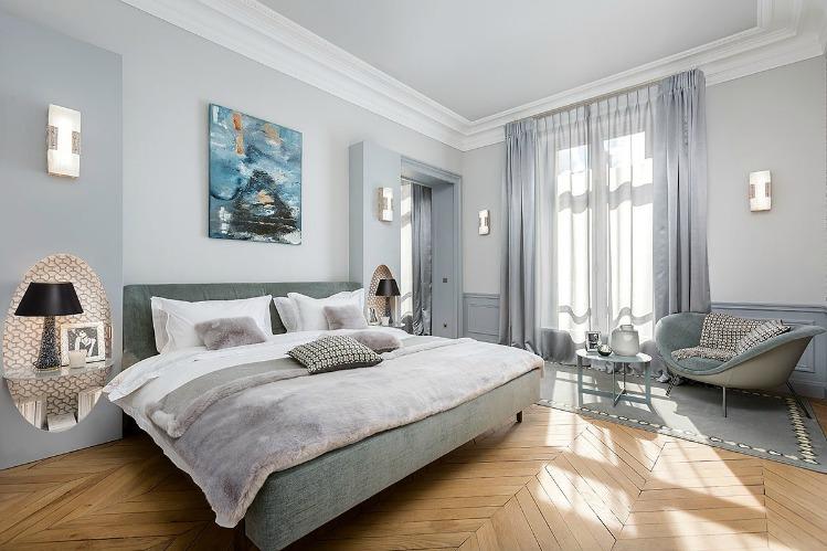 AD Mexico Inspiration: A Special Apartement in Paris_8 interior design AD Mexico Inspiration: A Special Interior Design Apartment in Paris departamento en paris por gerard faivre  577458985 1200x800