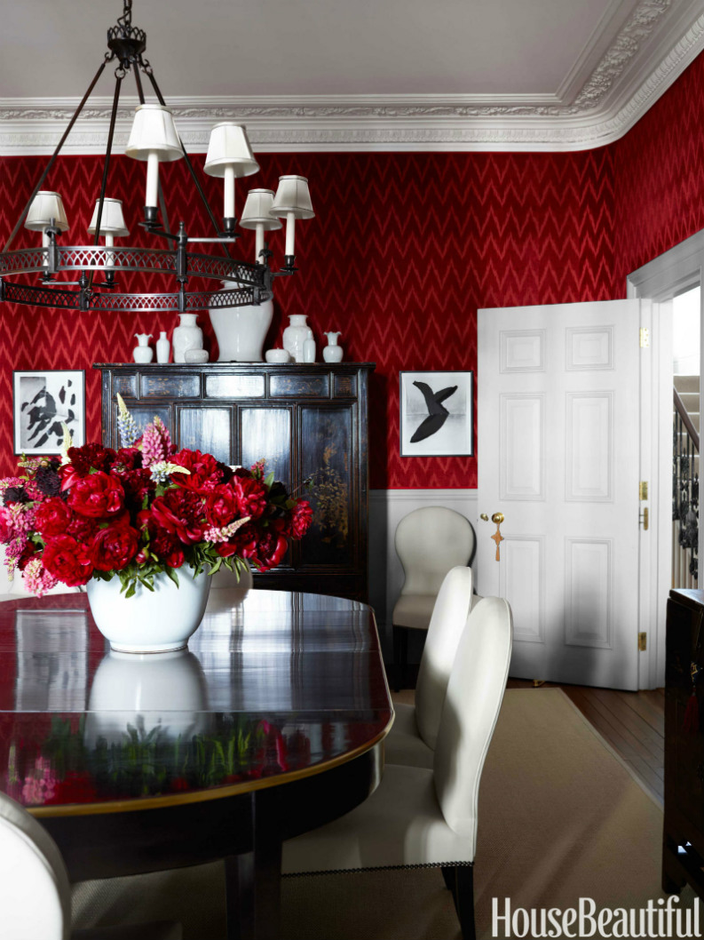 7 Amazing Dining Room Ideas In House Beautiful That You Will Love (7) dining room ideas 7 Amazing Dining Room Ideas In House Beautiful That You Will Love london s top interior design red townhouse interior design