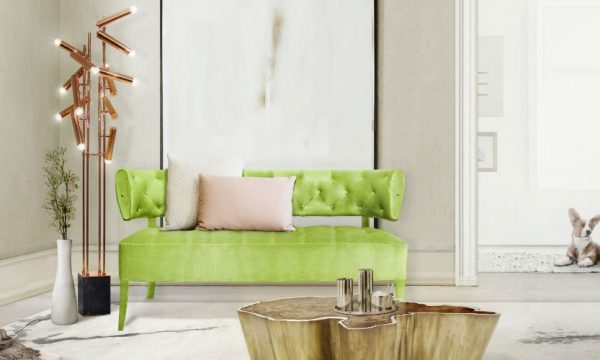 50 Amazing Interior Design Tips With Greenery Pantone Color of 2017