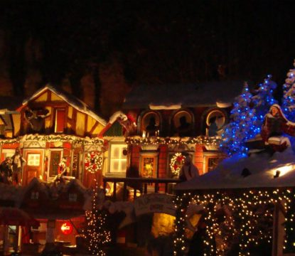Top 7 Places To Visit For The Holidays Where The Fantasies Abound