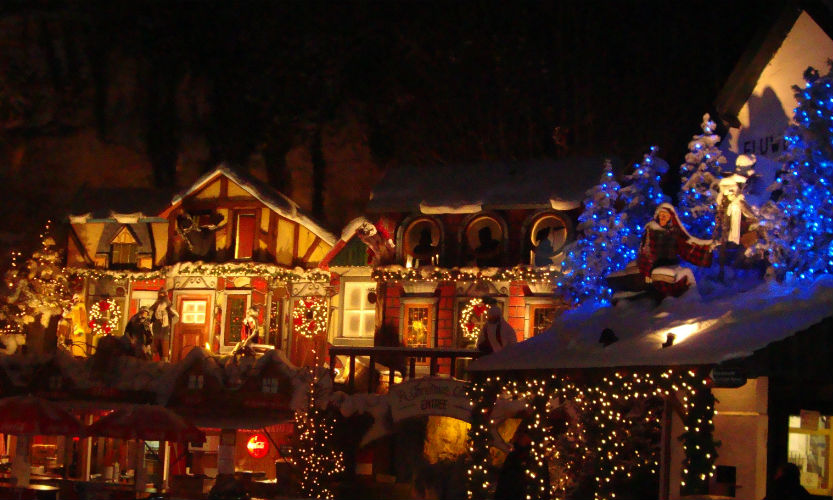 Top 10 Places To Visit For The Holidays Where The Fantasies Abound