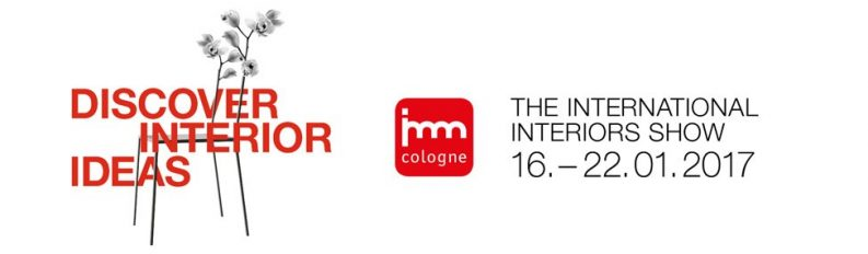 5 Best Exhibitors Present at IMM Cologne 2017 IMM Cologne 2017 5 Best Exhibitors Present at IMM Cologne 2017 Werbemittel 10 02 2016 16 34 22 IMM17 Headgrafik EN 974x285 e1481546812848