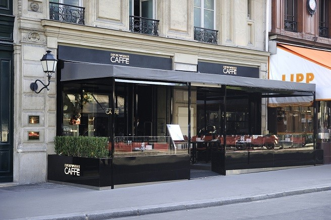 Where to eat during Maison et Objet 2017 maison et objet 2017 Where to eat during Maison et Objet 2017 Where to go in Paris Emporio Armani Caff   4