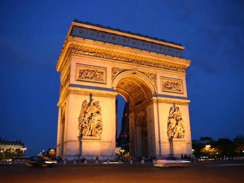 What to see in Paris: Arc de Triomphe maison et objet paris 2017 Everything You Need To Know About Maison Et Objet Paris 2017 vienna 07