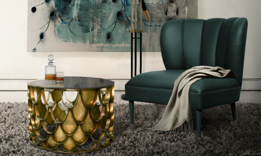 maison et objet 2017 Top Modern Chairs exhibiting at Maison et Objet 2017 dalyan armchair mid century modern design 6 detail